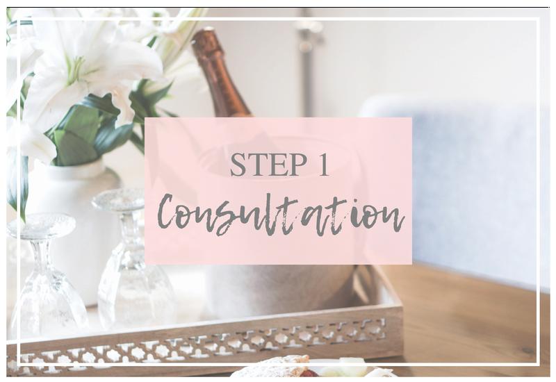 bridal hair accessories consultation