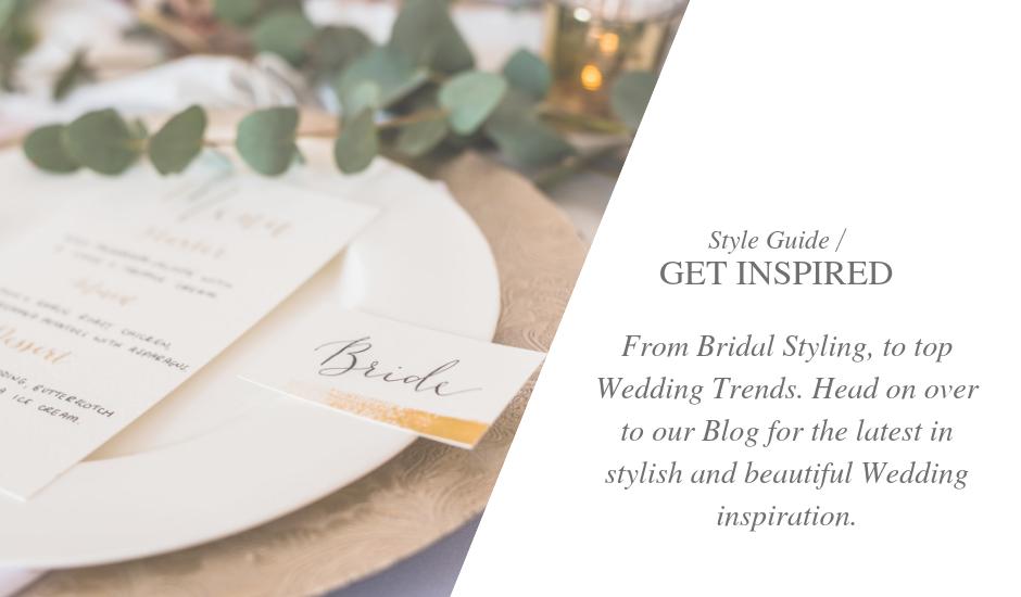 Rachel Sokhal Style Guide Wedding Inspiration