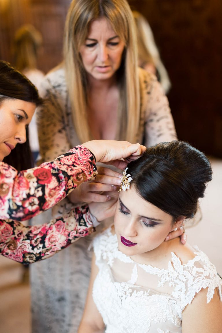 bridal hair inspiration with Rachel Sokhal