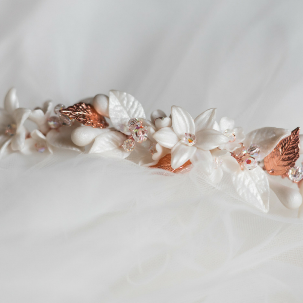 Bridal Hair Piece Hertfordshire