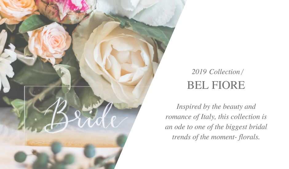 Rachel Sokhal bridal accessories 2019